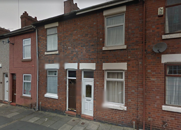Thumbnail 2 bed terraced house for sale in Dundee Street, Longton, Stoke-On-Trent