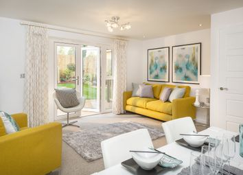 "Thumbnail 3 bed semi-detached house for sale in ""Barwick"" at Tiverton Road, Cullompton"