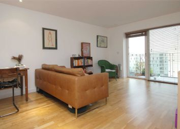 Thumbnail 1 bed flat for sale in Eyot House, Sun Passage, Bermondsey, London
