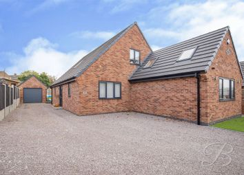 Thumbnail 4 bed detached house for sale in Ashwell Avenue, Mansfield Woodhouse, Mansfield
