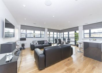 Thumbnail 2 bed flat to rent in 13 Linen House, Hogarth Views, Short Road, Chiswick