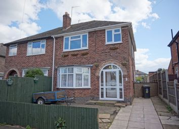 Thumbnail 3 bedroom semi-detached house for sale in Meadvale Road, Leicester