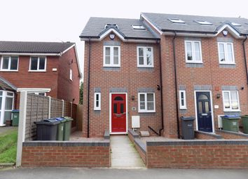 Thumbnail 3 bed town house to rent in Silverthorne Lane, Cradley Heath