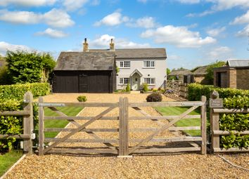 Thumbnail 4 bed cottage for sale in High Street, Pidley, Huntingdon