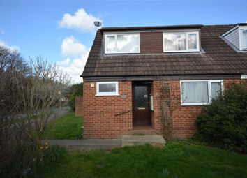 Thumbnail 2 bed end terrace house for sale in Brecon Close, Quedgeley, Gloucester