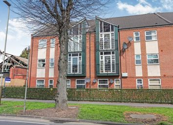 Thumbnail 2 bedroom flat for sale in Montvale Gardens, Leicester