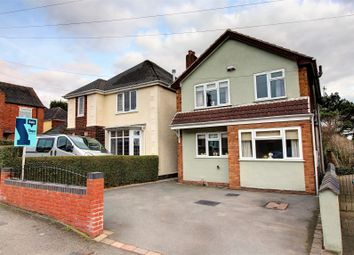 Thumbnail 3 bed detached house for sale in High Mount Street, Hednesford, Cannock