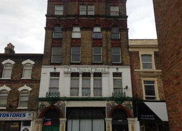 3 bed flat to rent in High Street, Margate CT9
