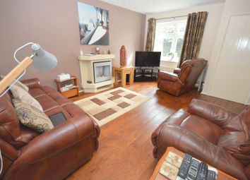 Thumbnail 3 bed terraced house for sale in Wallsend Court, Widnes