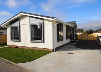 Thumbnail 2 bed detached house for sale in The Crescent, Oak Tree Park, St. Leonards, Ringwood
