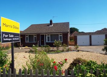 Thumbnail 2 bed bungalow for sale in Mays Lane, Stubbington, Fareham