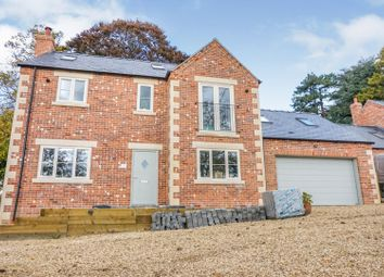 Thumbnail 6 bed detached house for sale in Cold Harbour Lane, Grantham