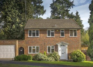 Thumbnail 5 bed detached house for sale in Broomcroft Close, Pyrford, Woking, Surrey