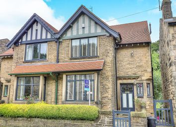 Thumbnail 4 bed semi-detached house for sale in The Woodlands, Palace House Road, Hebden Bridge