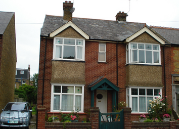 Thumbnail 2 bed maisonette to rent in Osbourne Road, Broadstairs