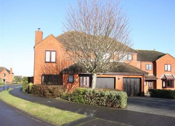Thumbnail 4 bedroom detached house for sale in The Bramptons, Shaw Ridge, Wiltshire