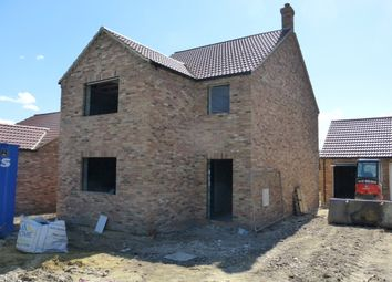 Thumbnail 4 bed detached house for sale in Basin Road, Outwell, Wisbech