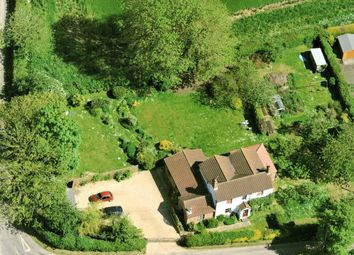 Thumbnail 5 bed detached house for sale in Mill Road, Mattishall, Dereham