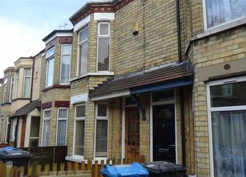 Thumbnail 2 bed terraced house to rent in Whitedale, Gloucester Street, Hull, East Yorkshire
