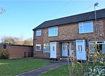 Thumbnail 1 bed flat for sale in Creyke Close, Cottingham
