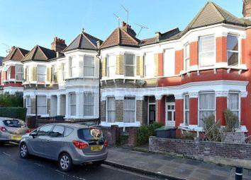 Thumbnail 3 bedroom terraced house to rent in Warham Road, Harringay