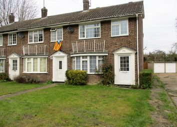 Thumbnail 4 bed terraced house to rent in Malvern Road, Cherry Hinton, Cambridge