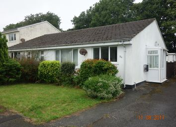 Thumbnail 2 bed detached bungalow to rent in St. Leonards Avenue, Crundale, Haverfordwest