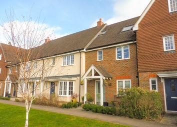 Thumbnail 3 bed terraced house for sale in Ashburnham Drive, Cuckfield, Haywards Heath