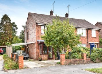Thumbnail 3 bed semi-detached house for sale in Poppyhills Road, Camberley, Surrey