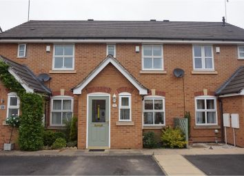 Thumbnail 2 bed terraced house for sale in Honeychurch Close, Redditch