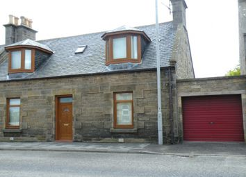 Thumbnail 4 bed terraced house for sale in East Church Street, Buckie, Morayshire