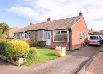 Thumbnail 3 bed semi-detached bungalow for sale in Abbeyfield Drive, Fareham