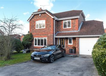 Thumbnail 4 bed detached house for sale in Norman Keep, Warfield, Berkshire