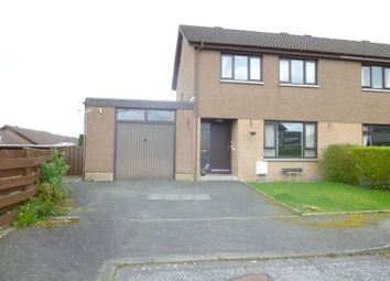 Thumbnail 3 bed semi-detached house for sale in Poplar Court, Georgetown, Dumfries