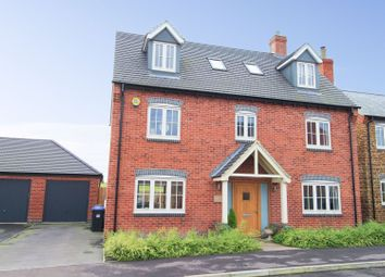 Thumbnail 5 bed detached house for sale in Millers Road, Welford