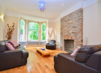 Thumbnail 3 bed duplex to rent in Effra Road, Brixton