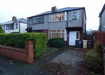 Thumbnail 3 bedroom semi-detached house for sale in Seymour Road, Astley Bridge, Bolton