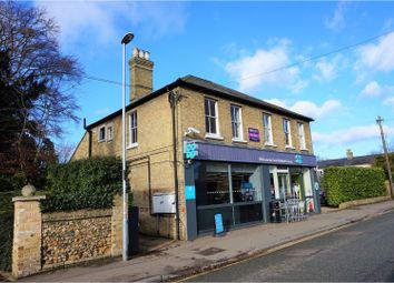 Thumbnail 3 bed flat for sale in High Street, Great Shelford