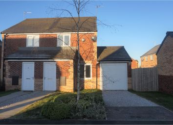 Thumbnail 2 bed semi-detached house for sale in Ashton Way, Huyton