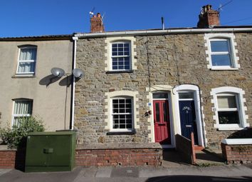 Thumbnail 2 bed terraced house for sale in Treefield Road, Clevedon