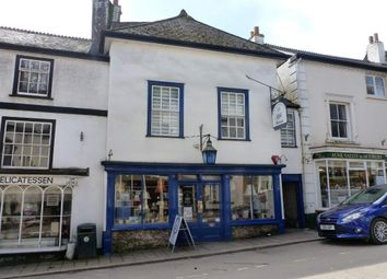 Thumbnail Retail premises for sale in Modbury, Devon