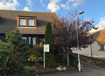 Thumbnail 3 bed semi-detached house for sale in Invergarry Park, St Cyrus, Montrose