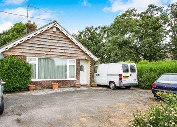 Thumbnail 3 bed detached bungalow for sale in Ham Lane, Ferndown