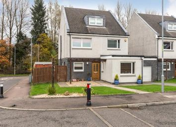 Thumbnail 5 bed link-detached house for sale in Bluebell Walk, The Village, Cumbernauld, North Lanarkshire