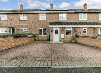 Thumbnail 2 bed terraced house for sale in Nightingale Crescent, Lincoln