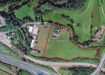Thumbnail  Land for sale in Roundknowe Road, Uddingston, Glasgow