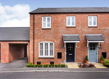 Thumbnail 3 bed semi-detached house for sale in Goldings Road, Hook Norton, Banbury
