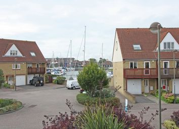 Thumbnail 3 bed terraced house to rent in Tintagel Way, Port Solent, Portsmouth