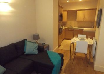 Thumbnail 1 bed flat to rent in Oxford Street, Nottingham