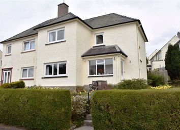Thumbnail 4 bedroom semi-detached house for sale in 2, Springwood Drive, Kilmacolm, Renfrewshire